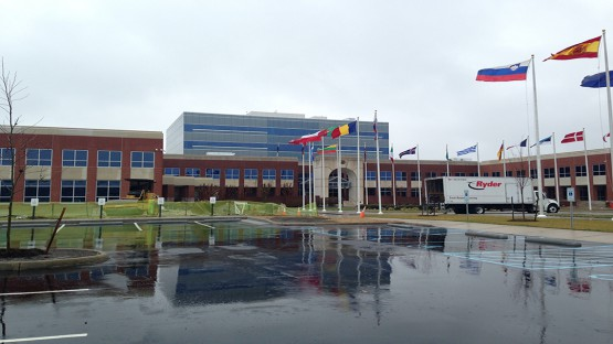NH-31 SACT Headquarters